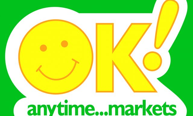 OK! Any time… markets