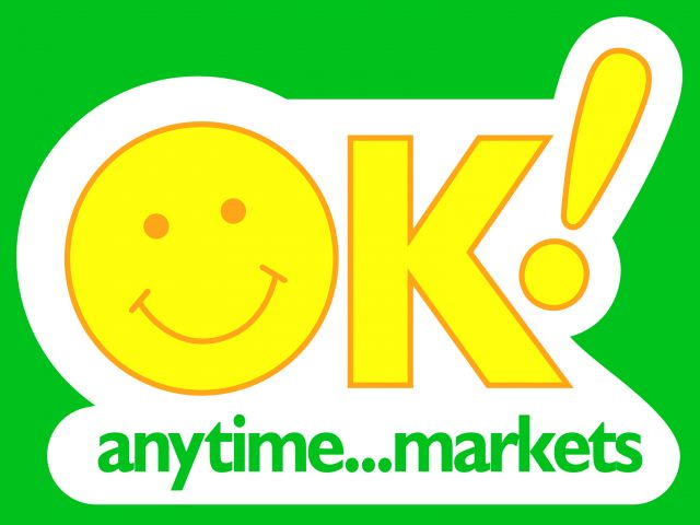 OK! Any time… markets