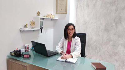 Η γιατρό κ. Αγγελοπούλου