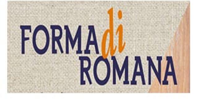 FORMA DI ROMANA