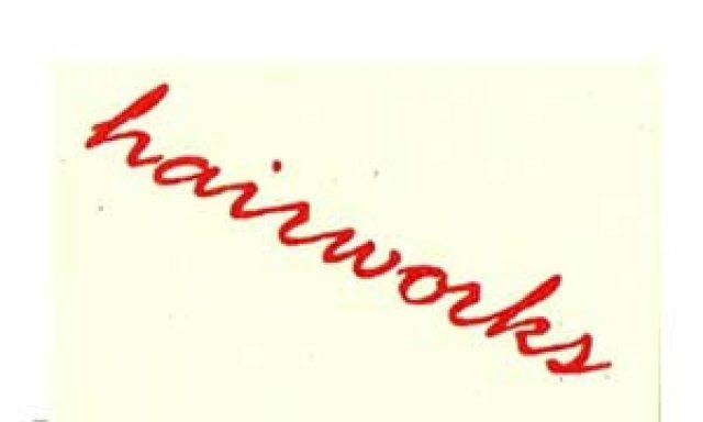 HAIRWORKS – ΜΑΡΙΟΣ ΜΑΥΡΟΦΡΥΔΗΣ