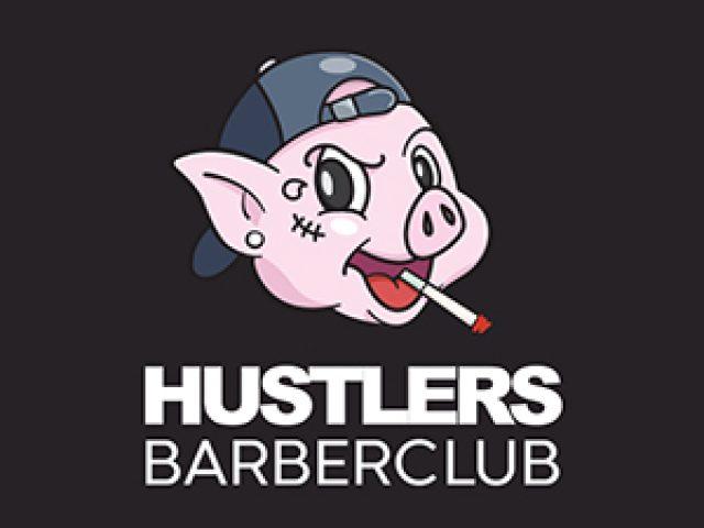 HUSTLERS BARBER CLUB