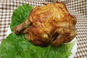 """O Ωραίος"": Ολόκληρο κοτόπουλο σούβλας 7,90€"